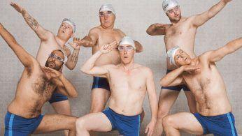 Plivati sa muškarcima