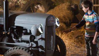 Mali traktor Fergi