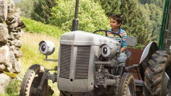 Mali traktor Fergi 3