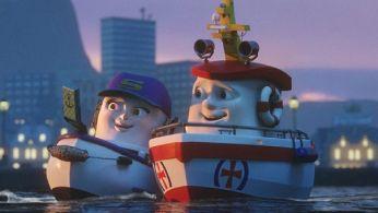 Mali veseljak: Brod spasilac
