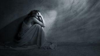 U senci žene